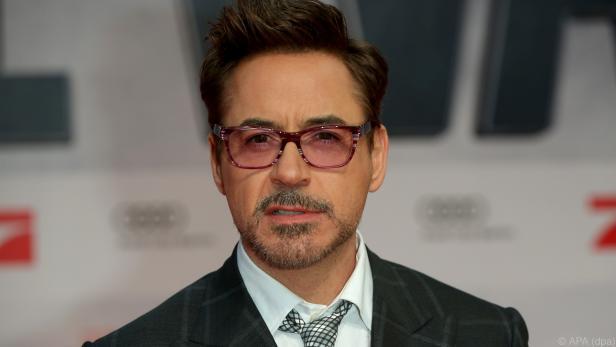 "Downey Jr. landete in der Sparte ""Schlechtester Hauptdarsteller"""