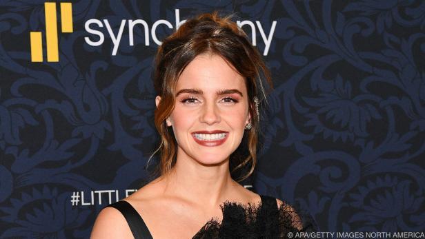 Emma Watson feiert Comeback in den sozialen Medien