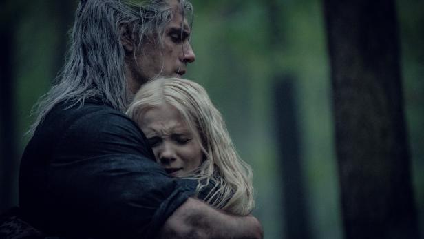 """""""The Witcher""""-Trailer zu Staffel 2: Geralt und Ciri im Fokus"""