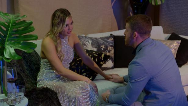 """""""Love is Blind"""": Sind Giannina und Damian noch zusammen?"""