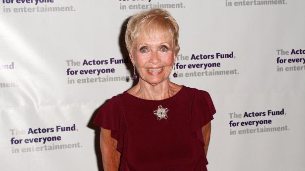 Jane Powell bei einem Auftritt in New York im Jahr 2010