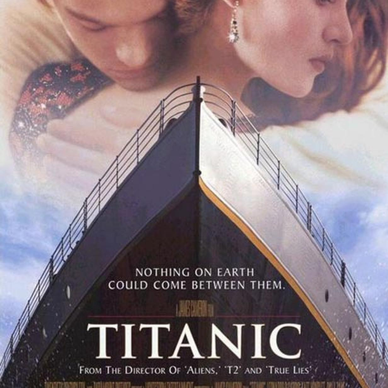 Titanic 1997 Film At