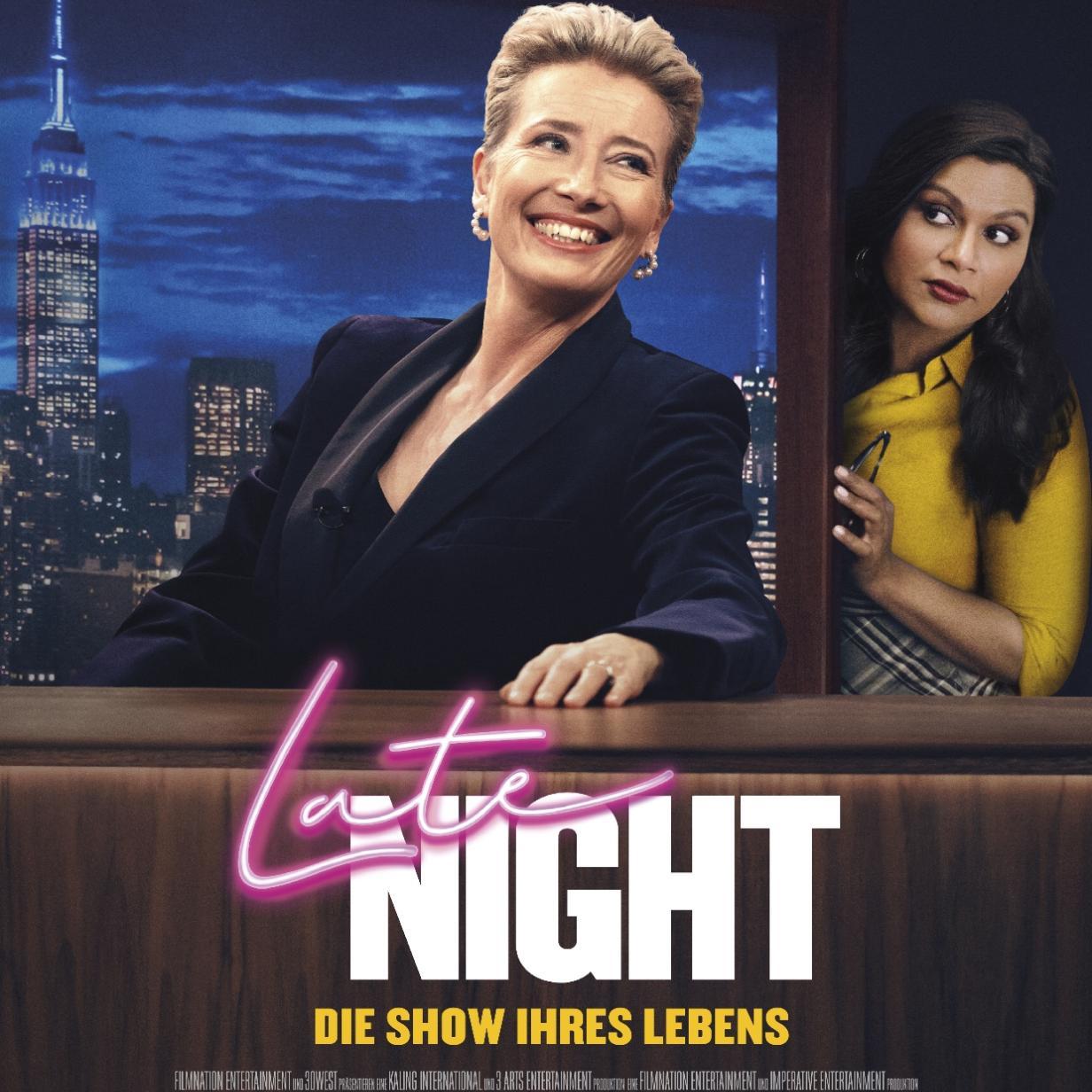 Late Night – Die Show ihres Lebens