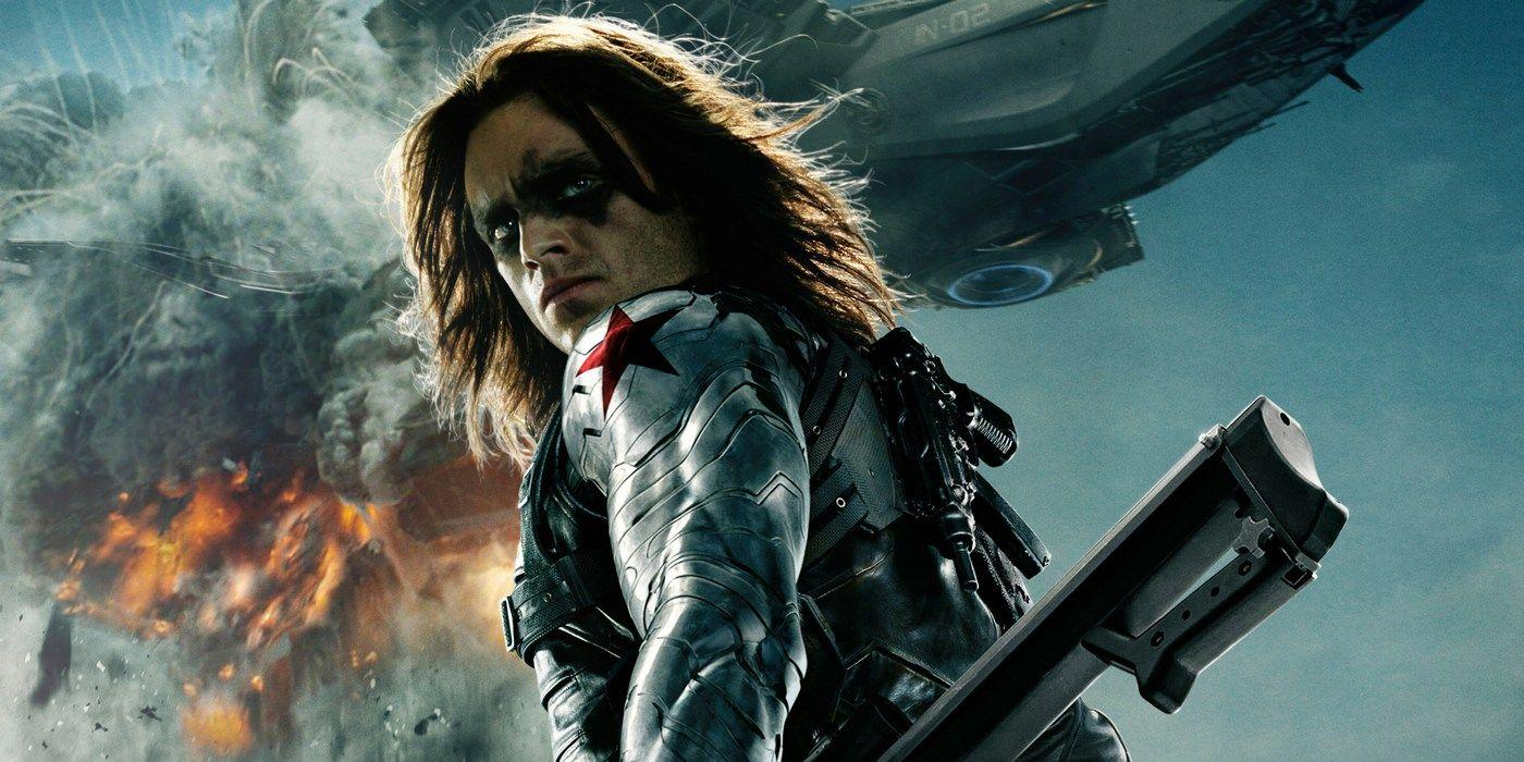 The First Avenger: Winter Soldier