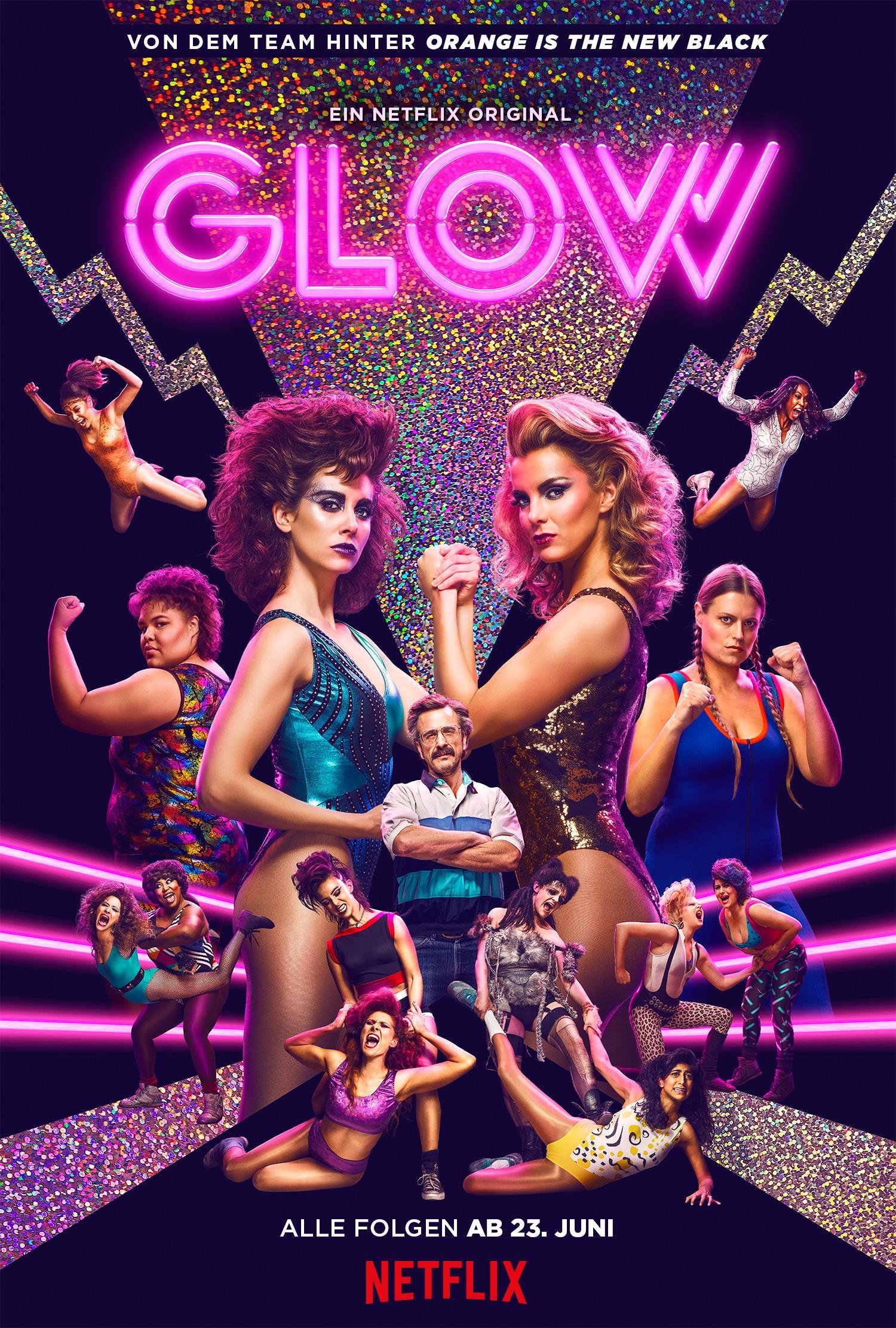 Netflix: GLOW, Staffel 1