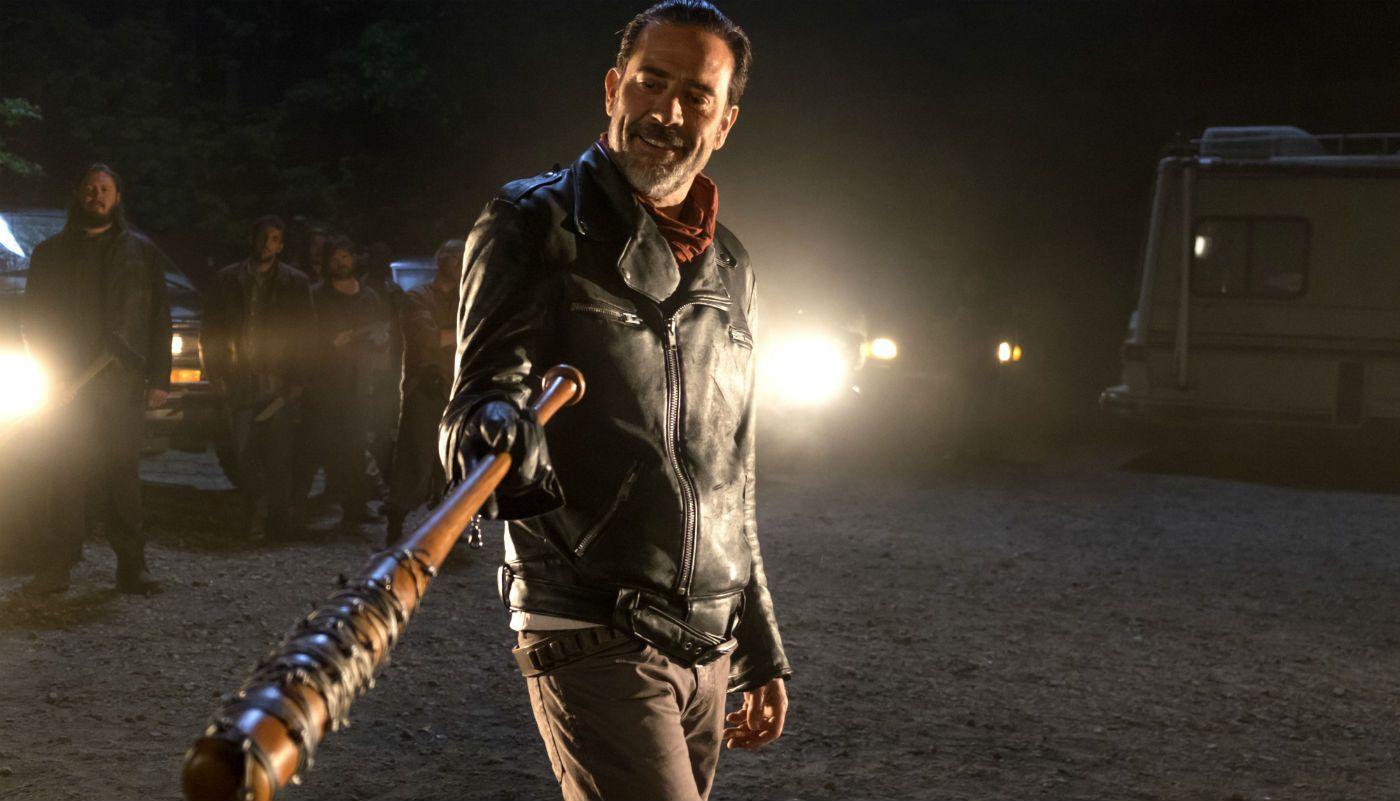 The Walking Dead: Negan und Lucille
