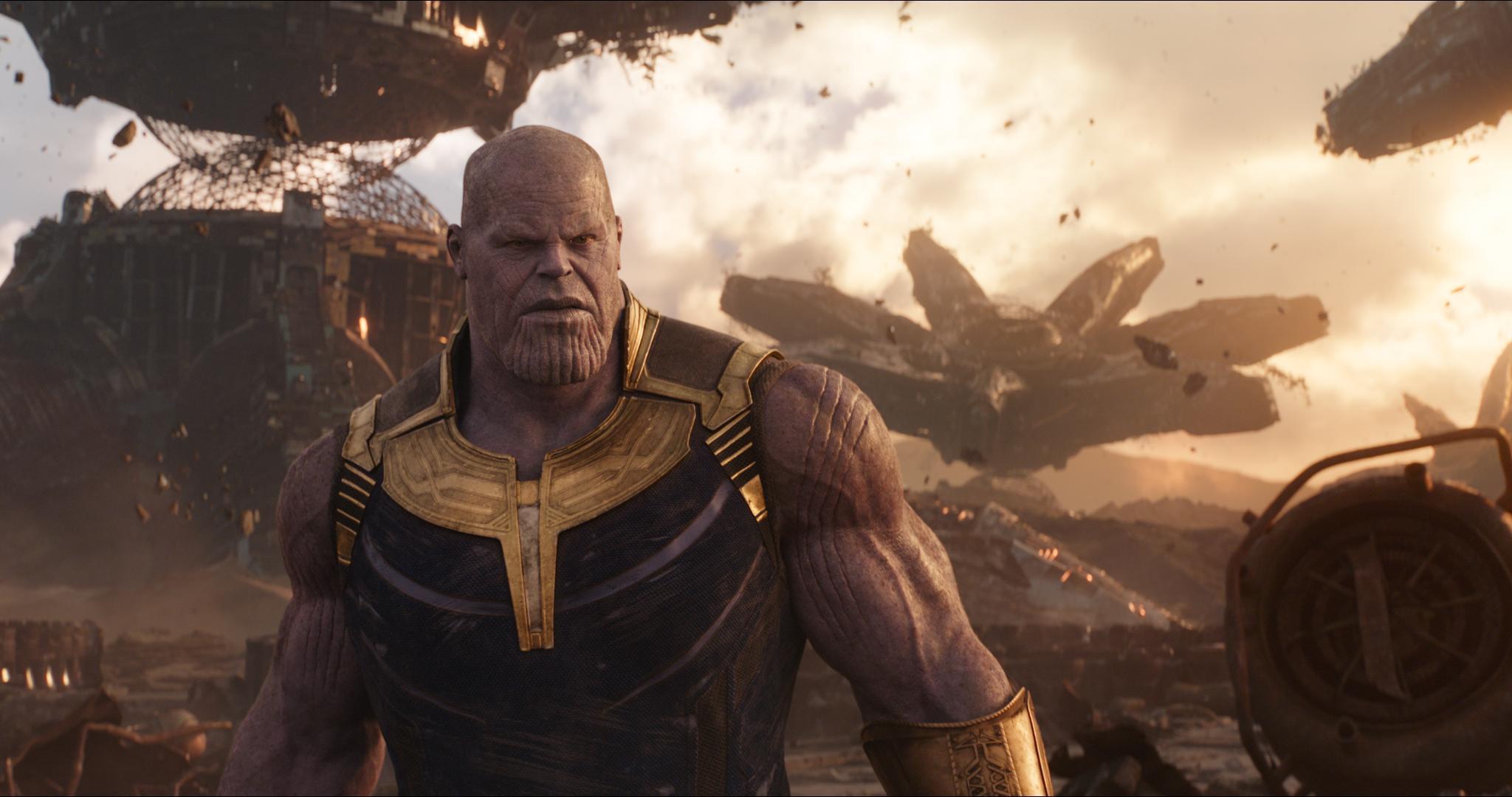 Avengers: Infinity War - Filmkritik