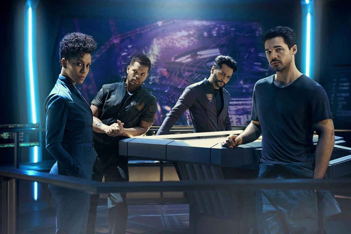 The Expanse: Keine 4. Staffel auf Syfy