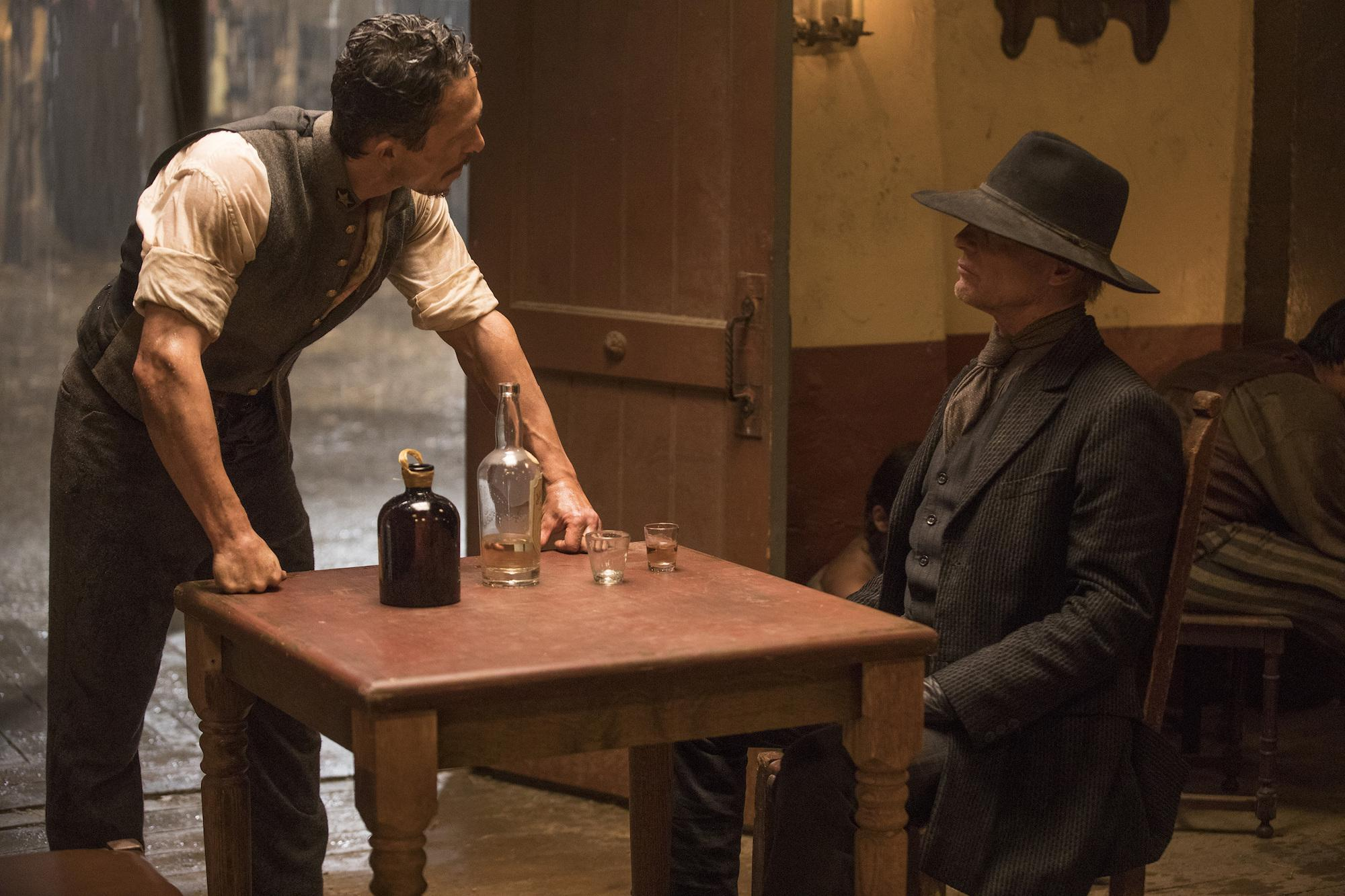Serien-Review: Westworld - Staffel2, Episode 4
