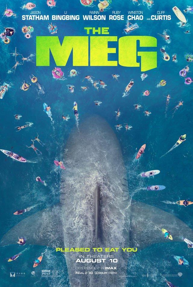 The Meg: Der Hai-Schocker des Sommers