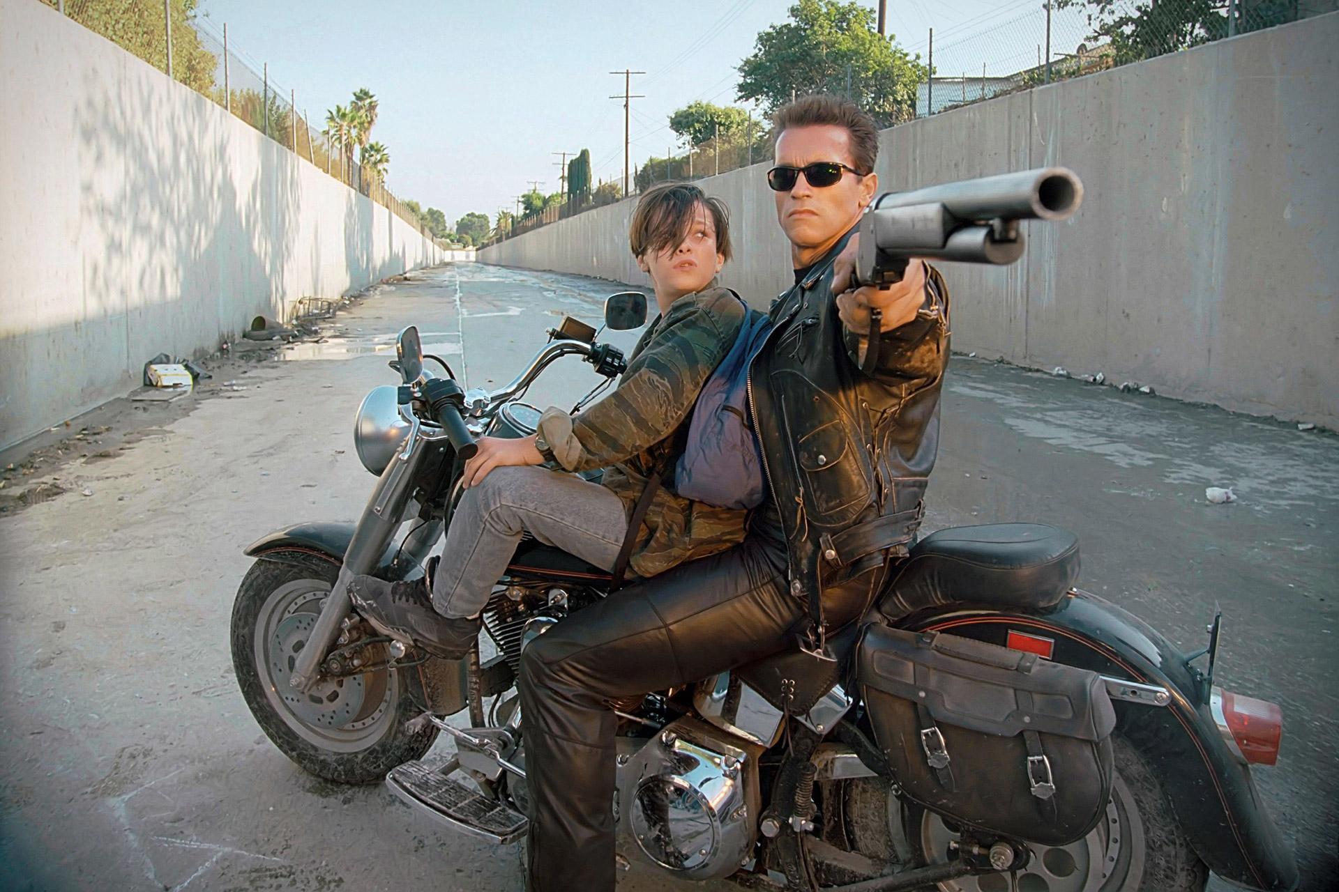 Terminator 6: Erstes Foto mit Linda Hamilton und den neuen Heldinnen
