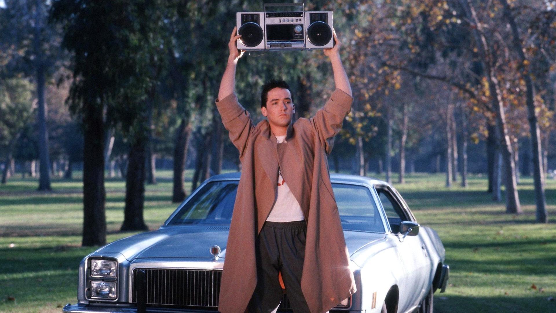 """John Cusack in """"Teen Lover"""" (1989)"""