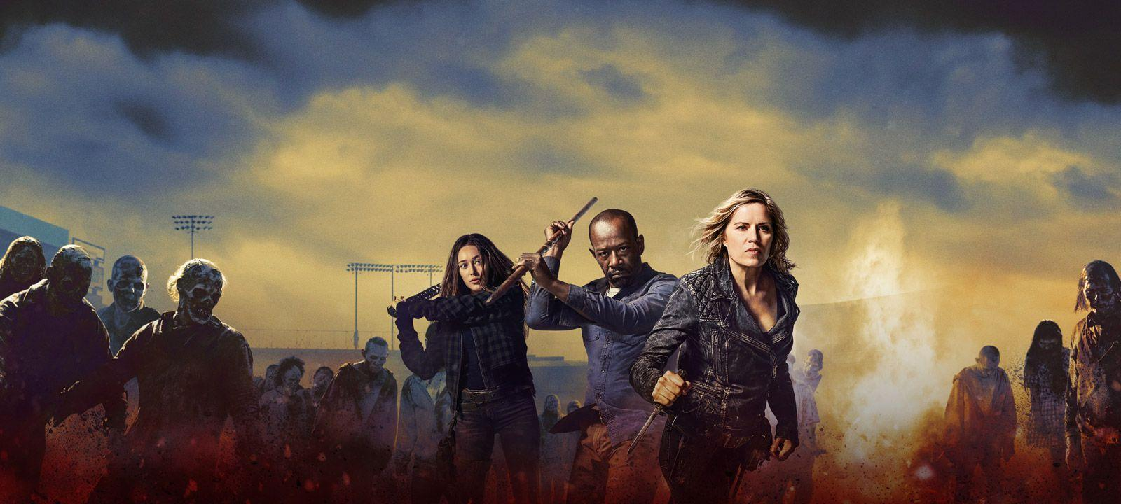 Die 8 Top-Serien 2018 auf Amazon Prime und 2 Flops: Fear the Walking Dead
