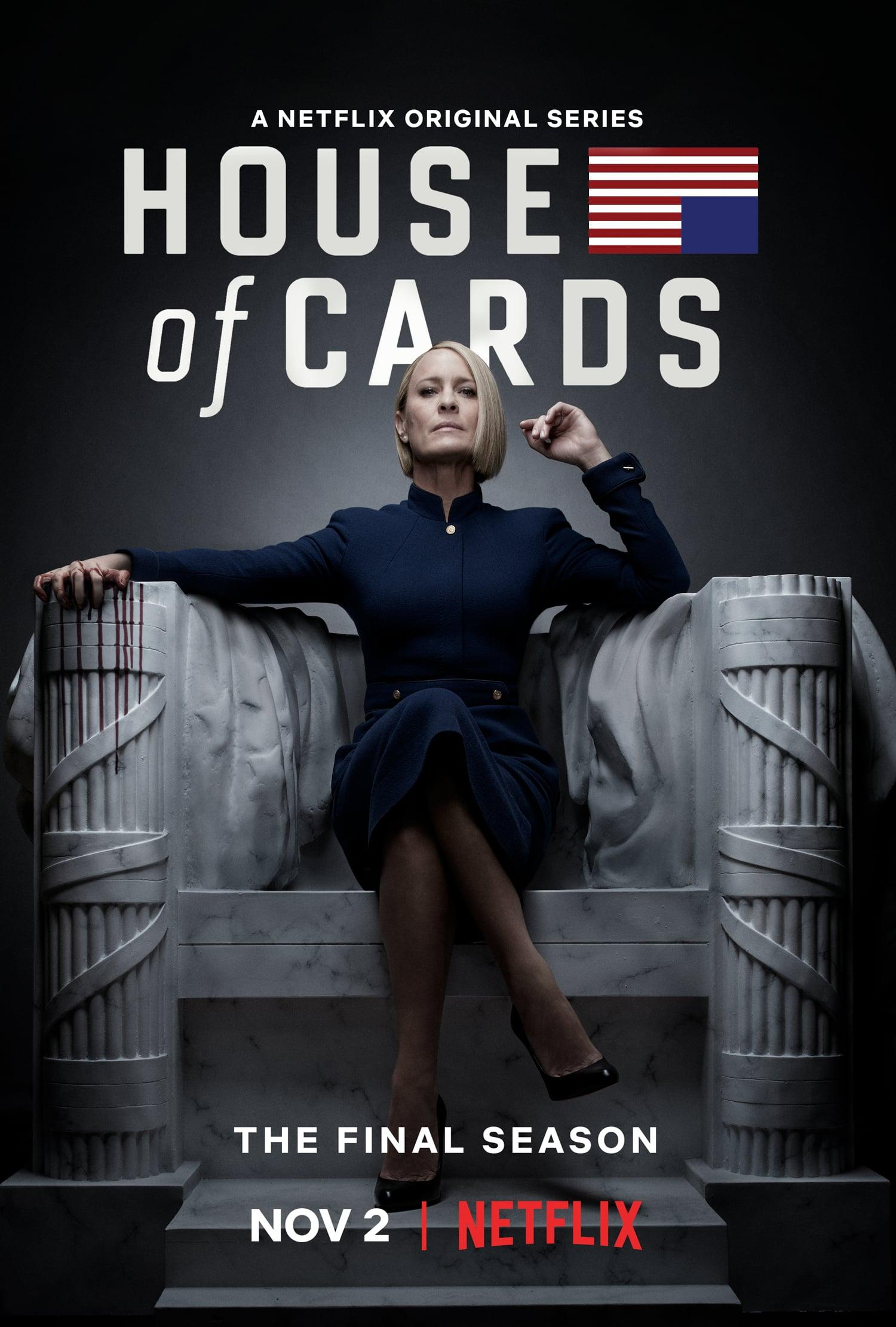 Sechste Staffel: House of Cards
