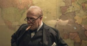 """The Darkest Hour"": Mr. Churchill mobilisiert die englische Sprache"