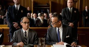 Oscar-Preisträger Mark Rylance (links) mit Tom Hanks.