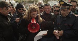 Humanitäre Kundgebung