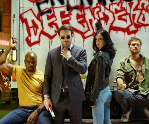 Alle Marvel-Serien von Netflix im film.at Ranking
